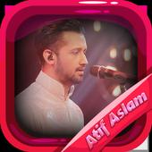 ATIF ASLAM Music and Lyrics icon