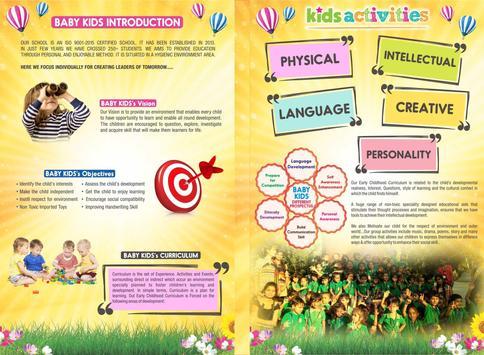 BABY KIDS SCHOOL screenshot 1