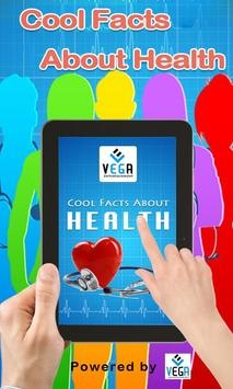 Cool Facts about Health poster