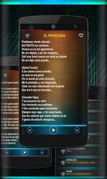 Cornelio Vega y Su Dinastia Mp3 Musica Letra Nuevo screenshot 1