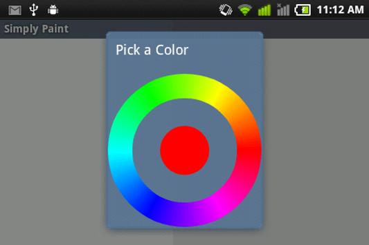 Simply Paint apk screenshot