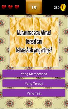Wawasan Islam Quiz screenshot 3