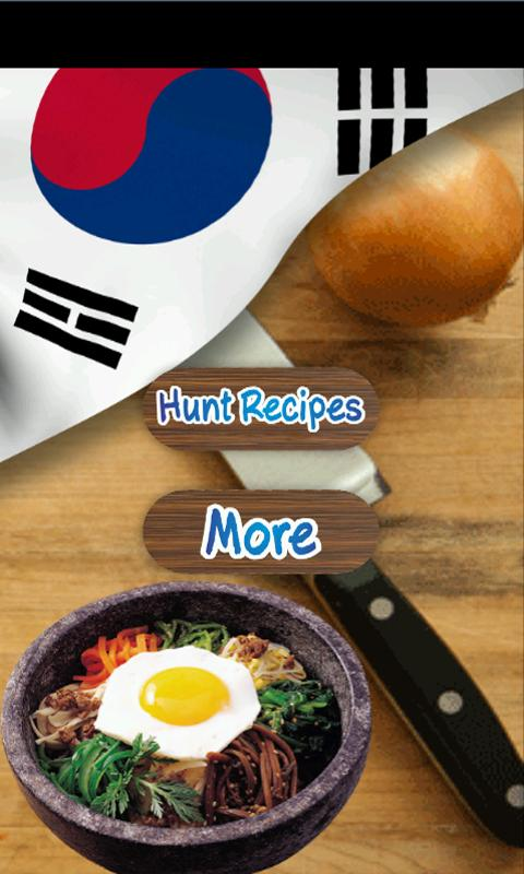 Korean food recipes apk download free lifestyle app for android korean food recipes poster forumfinder Images
