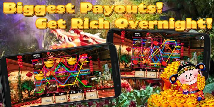 Chinese Fortune Slot Machine - New Macao Casino screenshot 1
