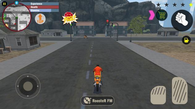 Real Vegas Gangster Crime Vice Simulator screenshot 5