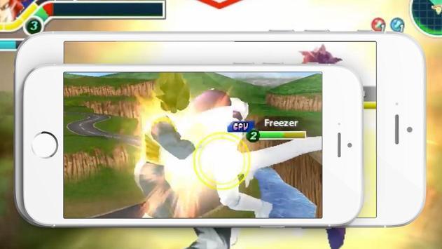 Vegeta War: Tenkaichi Ultimate apk screenshot