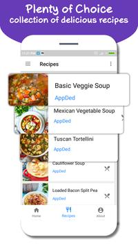 Vegetable Soup Recipes screenshot 11