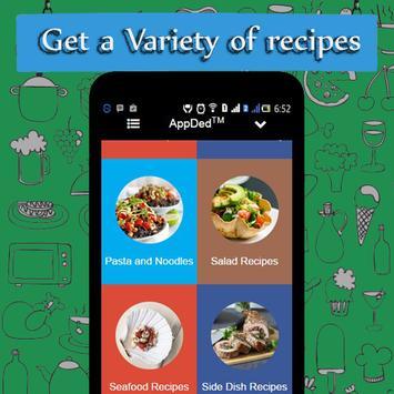 Vegetable Soup Recipes apk screenshot