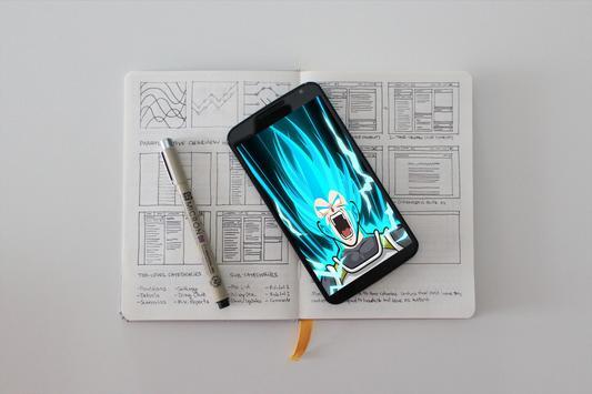 Vegeta HD Wallpaper screenshot 6