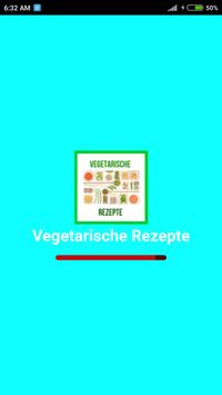Vegetarische Rezepte poster