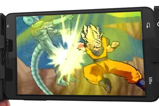 Goku Saiyan Ultimate Tenkaichi apk screenshot