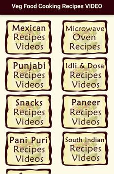 Veg food cooking recipes video for android apk download veg food cooking recipes video poster forumfinder Choice Image