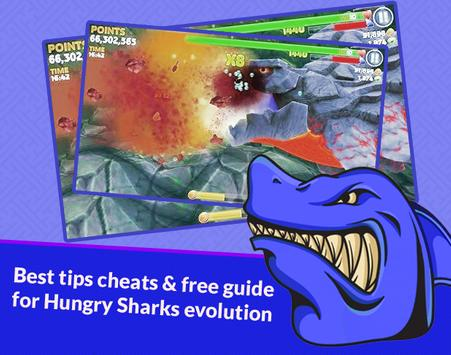 Guide for Hungry Shark Evoluti poster