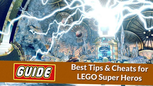 Guide for LEGO Marvel Heroes screenshot 3