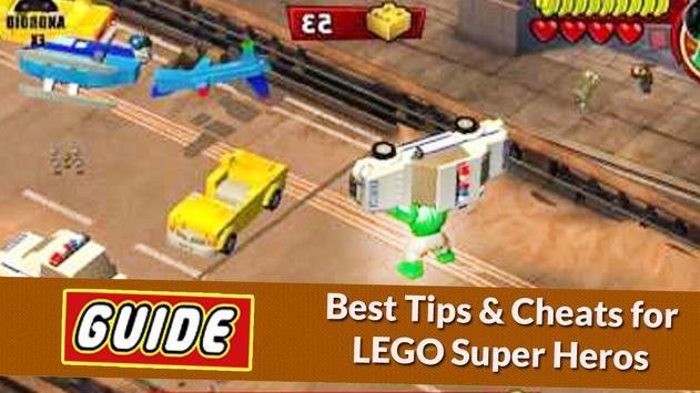 Guide for LEGO Marvel Heroes screenshot 4