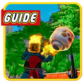 Guide For LEGO Marvel S Heroes icon