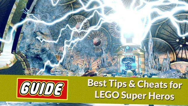Guide For LEGO Marvel S Heroes screenshot 1