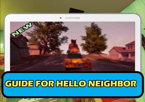 guide for : Hello neighbor screenshot 4