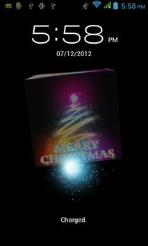 Merry Christmas Live Wallpaper apk screenshot