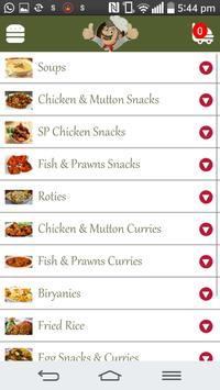 Palla Restaurant apk screenshot