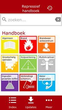 Repressief Handboek IJsselland poster
