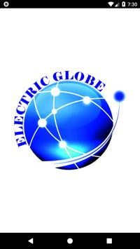 Electric Globe poster
