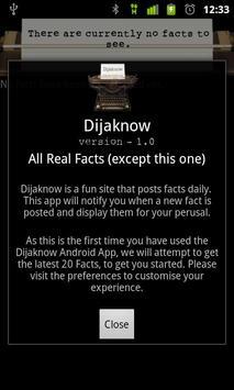 Dijaknow poster