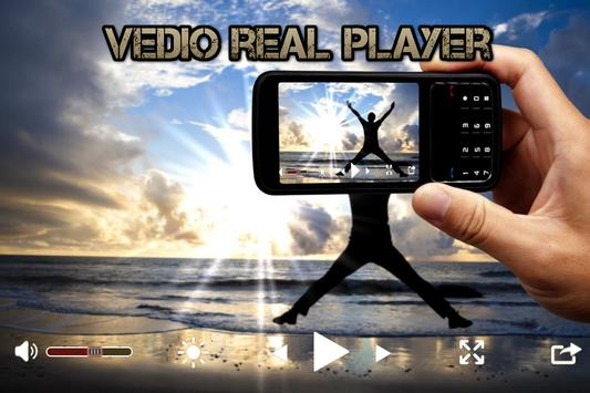 vedio real player HD poster