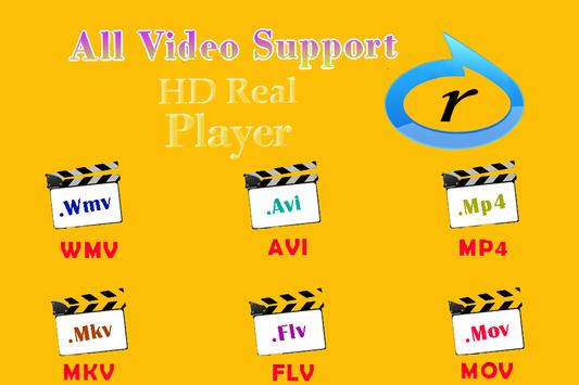 vedio real player HD screenshot 4