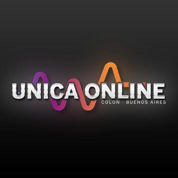 Unica Online Colón poster