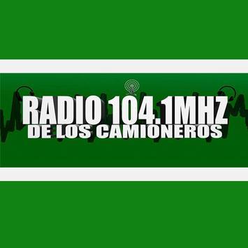 Radio De Camioneros poster