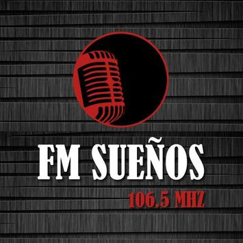 Fm Sueños 106.5 Mhz - Colón poster