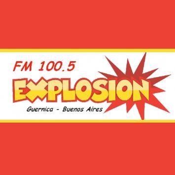Fm Explosion Guernica 100.5 screenshot 1