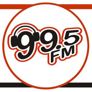 La Hit Córdoba FM 99.5 Mhz poster