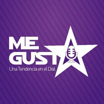 Me Gusta Fm 99.7 Mhz poster