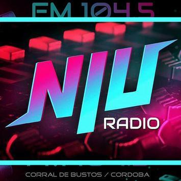 Radio Niu Corral de Bustos poster