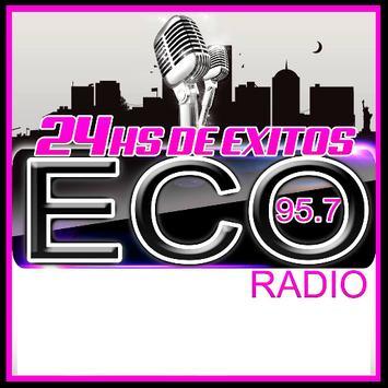 Eco Radio Pilar poster