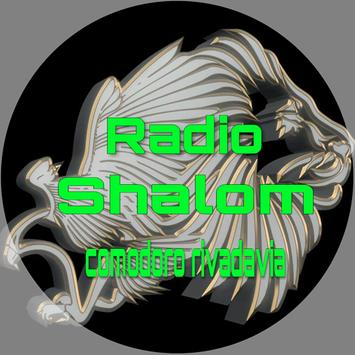 Radio Shalom Comodoro apk screenshot