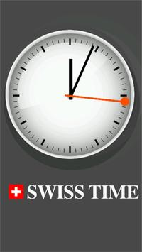 Swiss Time poster