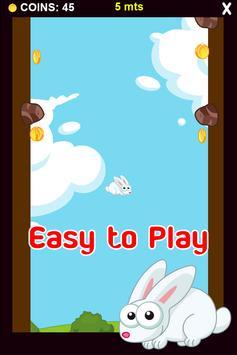 MR Jumper Rabbit Game screenshot 1