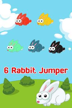 MR Jumper Rabbit Game screenshot 2