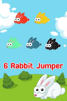 MR Jumper Rabbit Game screenshot 5