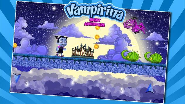 Vampirina Night Sky Adventure screenshot 2