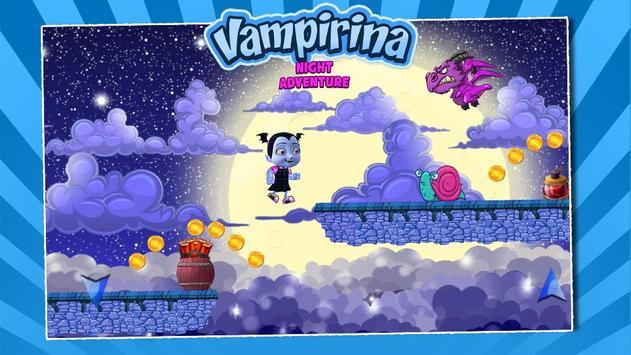 Vampirina Night Sky Adventure screenshot 4