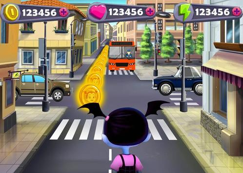 Vampirina Subway Runner screenshot 3