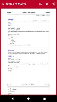 NCERT Chemistry Solution Class 11th (offline) screenshot 7