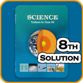 NCERT Science Solution Class 8th (offline) icon