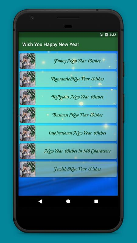 Happy New Year | Wishes | Message | Poem | Quests for Android - APK ...