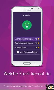 Welche Städte kennst du apk screenshot