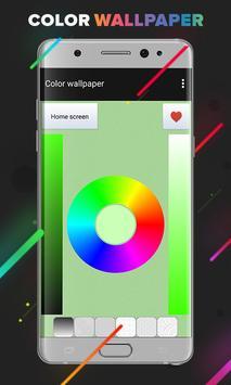 Solid Color Wallpaper screenshot 1